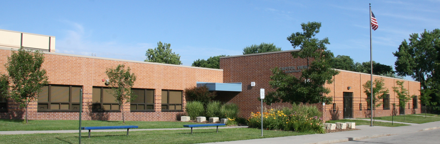 Capitol View Elementary School Building