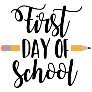 First day of School – Primer Dia de Clases