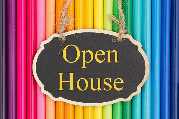 Capitol View Open House – Casa Abierta
